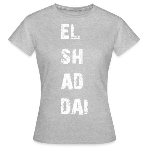 EL SH AD DAI 2 - Frauen T-Shirt