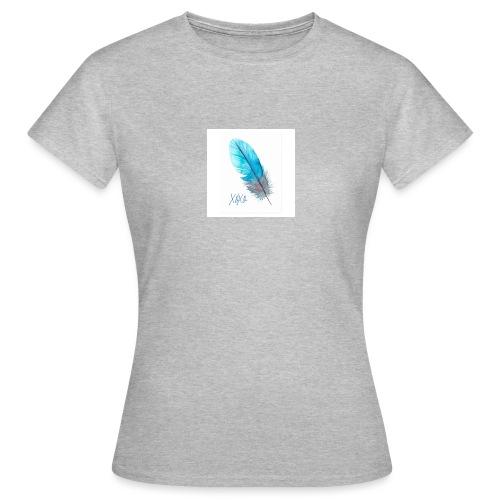 Feder - Frauen T-Shirt