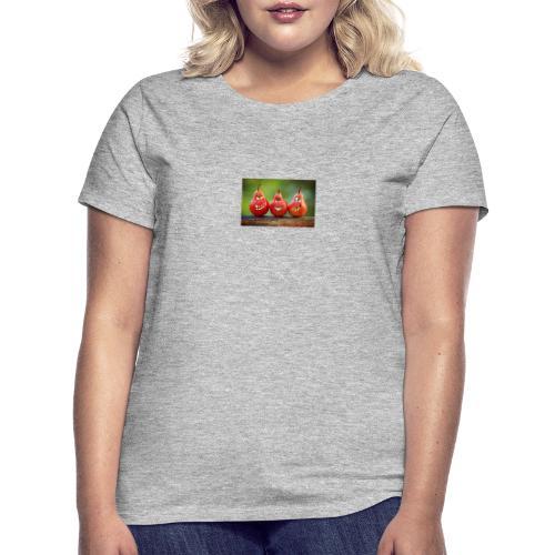 pears rigolo - T-shirt Femme