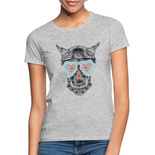 Totenkopf - Frauen T-Shirt
