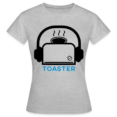 Toaster Logo - Naisten t-paita