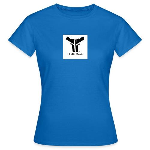 9MiliMusic - T-shirt Femme