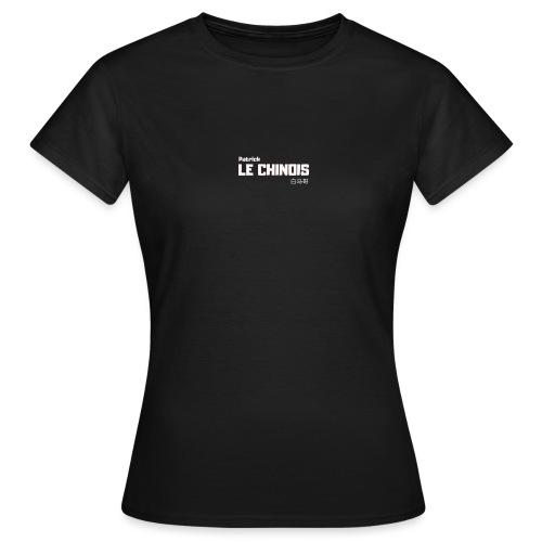 T Patricklechinois - T-shirt Femme
