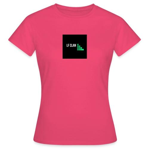 LF CLAN - T-shirt dam