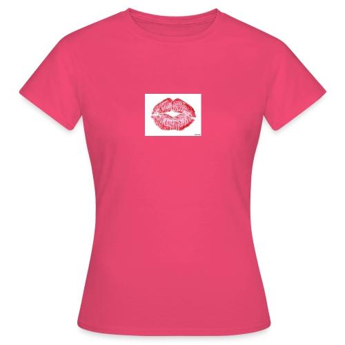 golden hour - T-skjorte for kvinner