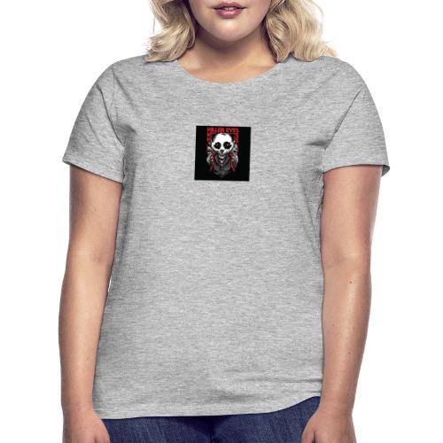 Unity Panda clothes - T-skjorte for kvinner