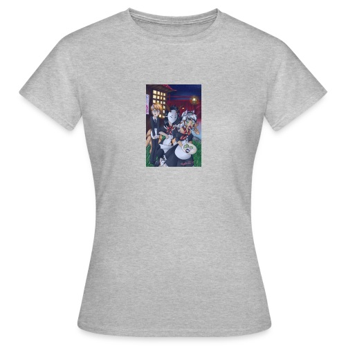 Butlers and Maids - Frauen T-Shirt