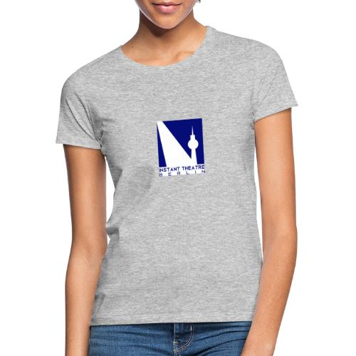 Instant Theater Berlin logo - Women's T-Shirt