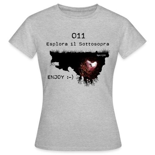 Sottosopra 011 - Maglietta da donna