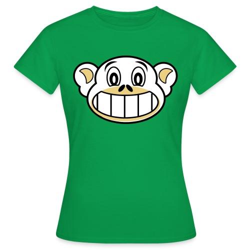 monkey - Vrouwen T-shirt