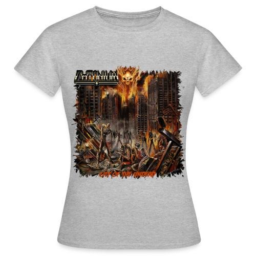 eldskugg2 - Women's T-Shirt