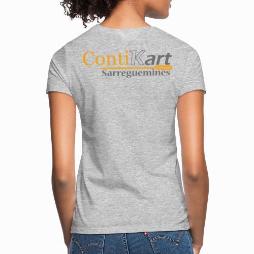 ContiKart Follower - T-shirt Femme
