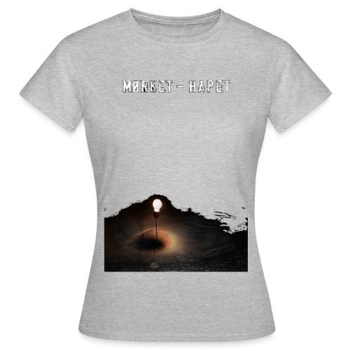 mrkethpetny - T-skjorte for kvinner
