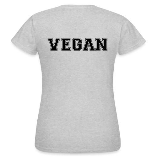 Vegan sports - Naisten t-paita