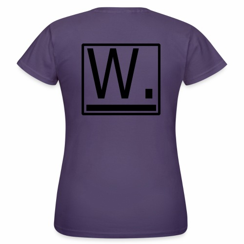 W. - Vrouwen T-shirt