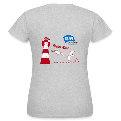 Region Nord - Frauen T-Shirt