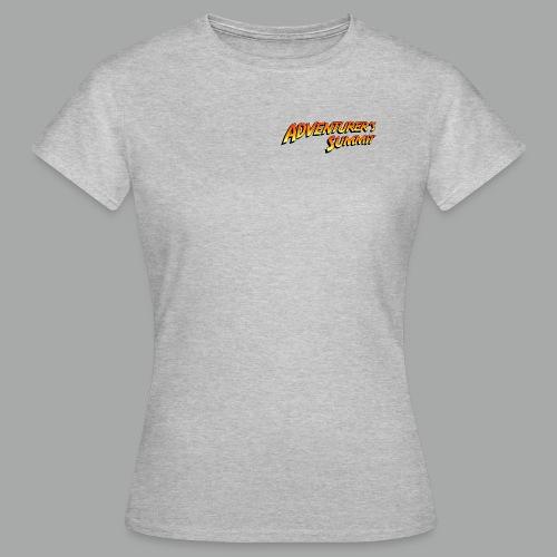 adventurer's_summit_logo - Frauen T-Shirt