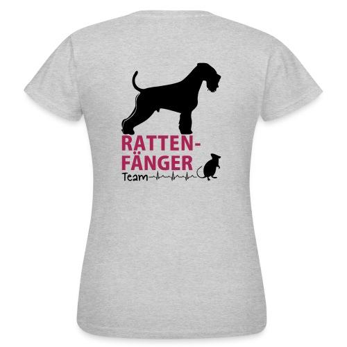Team Rattenfänger - Frauen T-Shirt