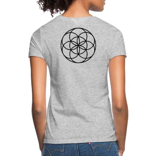 Seed Of Life - T-skjorte for kvinner