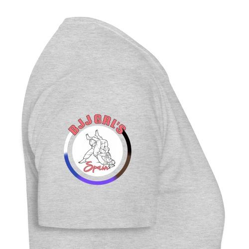 BJJGIRLSPAIN - Camiseta mujer