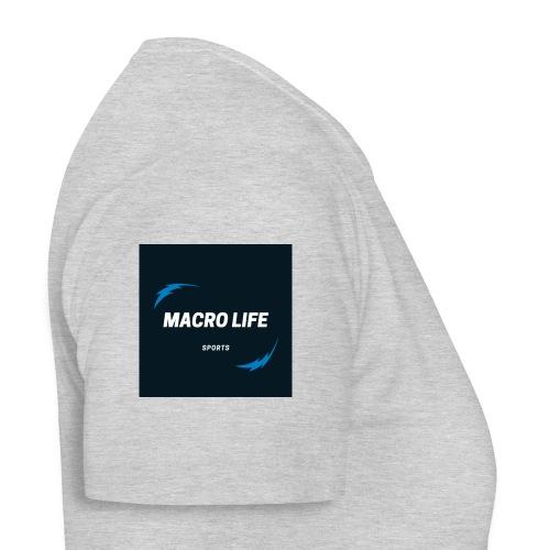 MacroLife Sports - Camiseta mujer