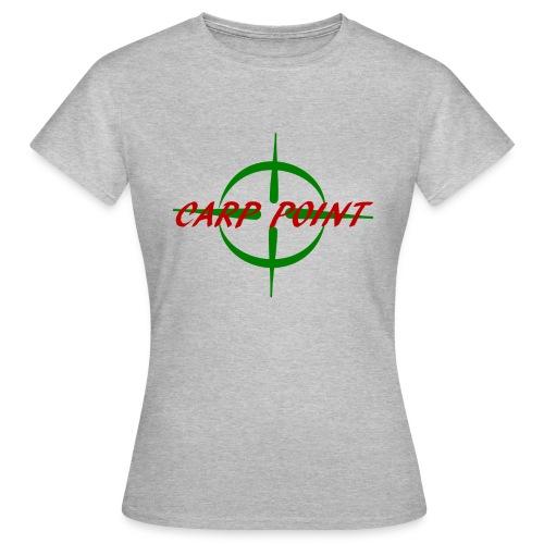 Carp Point T-Shirt - Frauen T-Shirt