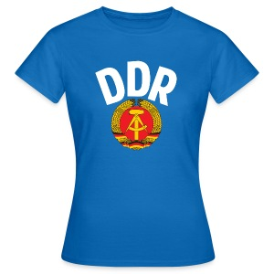 DDR - German Democratic Republic - Est Germany - Frauen T-Shirt