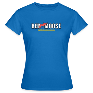 Red Moose logo - T-shirt dam