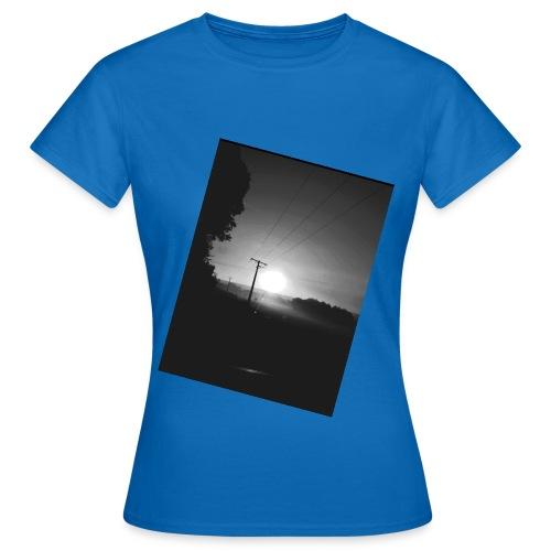 Sun Awake - T-shirt Femme