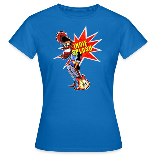 Indie Splash - Frauen T-Shirt