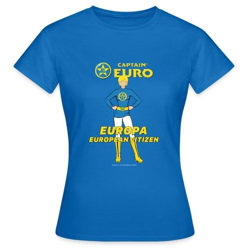 EUROPA - Women's T-Shirt