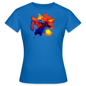 Art graffiti Style - Frauen T-Shirt