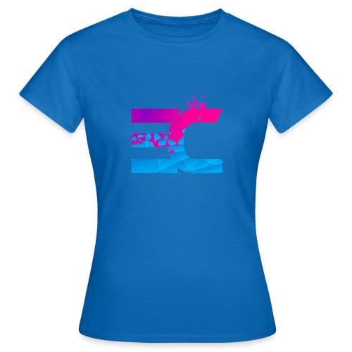 EC Logo - T-shirt dam