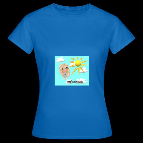 BlueSkyMomioWeekend - Vrouwen T-shirt