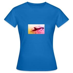 LowpolyWhale - T-shirt Femme