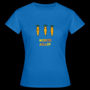 Wortel Killer [Kids Premium T-Shirt] - Vrouwen T-shirt
