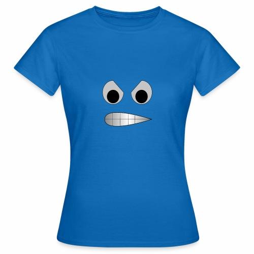 Angry Vash - Dame-T-shirt