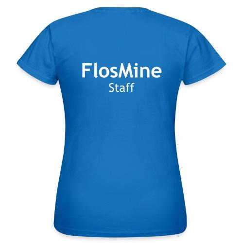Staff logo - Naisten t-paita