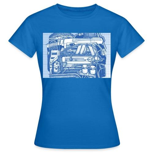 L98 Engine - T-shirt dam