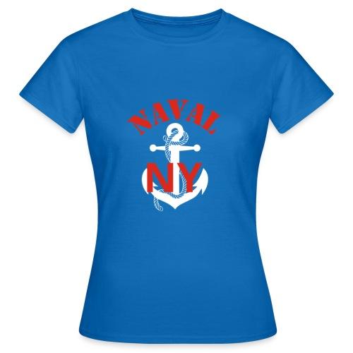 Naval NY - T-shirt Femme