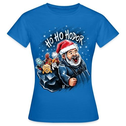 Ho Ho Hodor - Women's T-Shirt