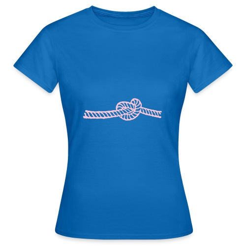 Pink knot png - Women's T-Shirt
