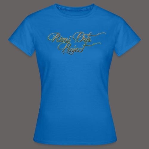 Rémi Orts Project logo - T-shirt Femme