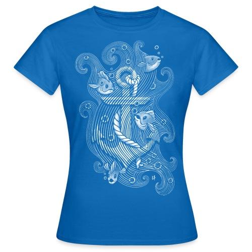 Lost Anchor - Women's T-Shirt