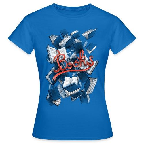 Books - Women's T-Shirt
