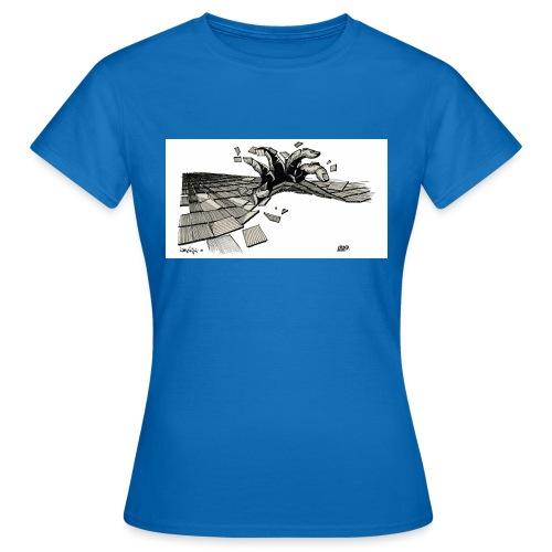 ORDER white background - Women's T-Shirt