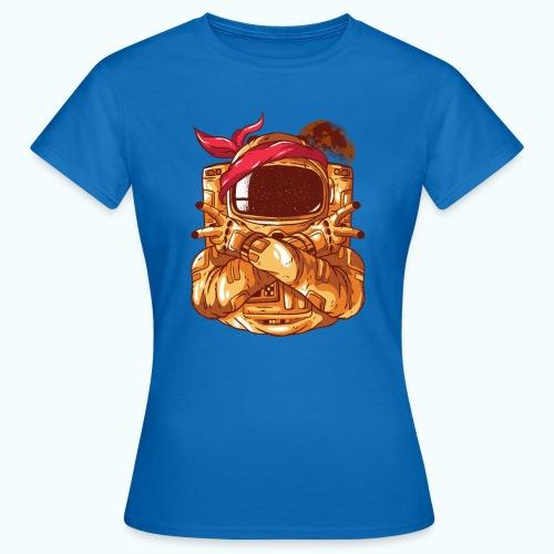 Rebel astronaut - Women's T-Shirt