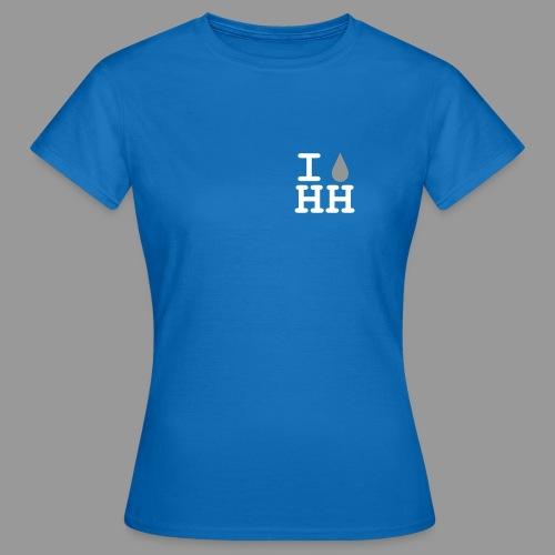 ITEARHH_Shirt_28x28_ZW - Frauen T-Shirt