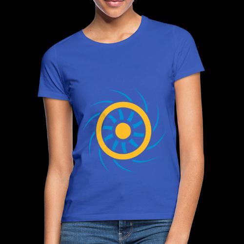 Sun symbol - Maglietta da donna