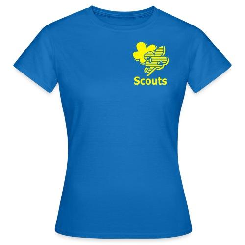 Scouts - Vrouwen T-shirt